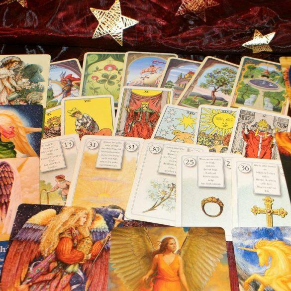 , Reinkarnationstherapie mit Karten, Pansliste