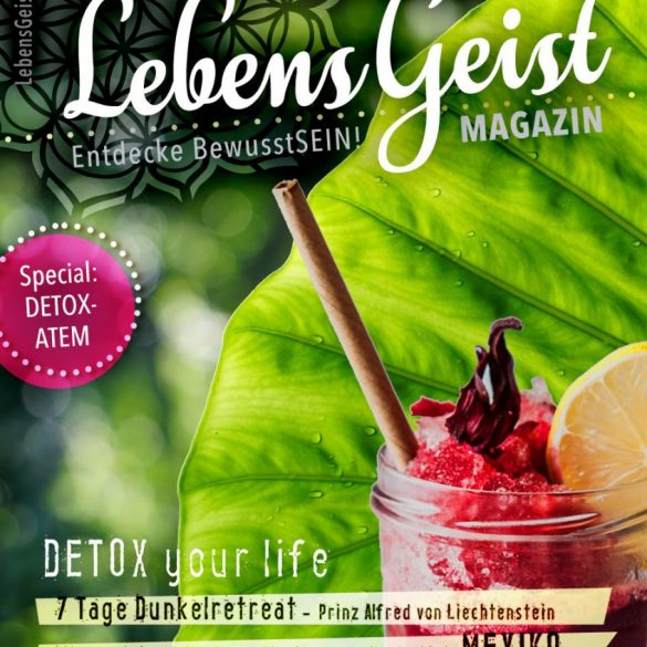 , Aktuelles LebensGeist-Magazin Frühjahr / Sommer, Pansliste