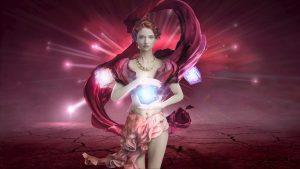 , Kristall-Frequenz Rubin – Energie-Channeling