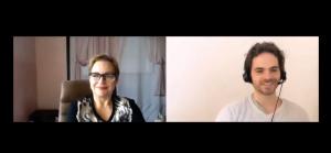 , Spirituelles Coaching mit Andrea Kraus (Video Interview), Pansliste