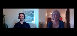 , Videointerview mit Iris Gruen – Ganzheitliche Lebensberatung, Pansliste