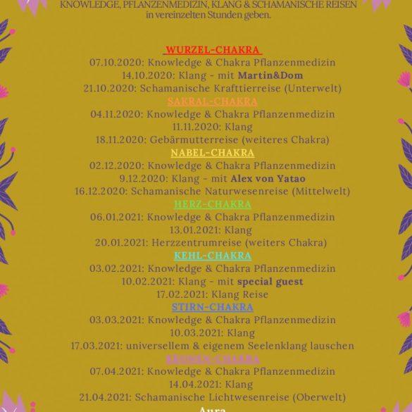 , Events, Pansliste