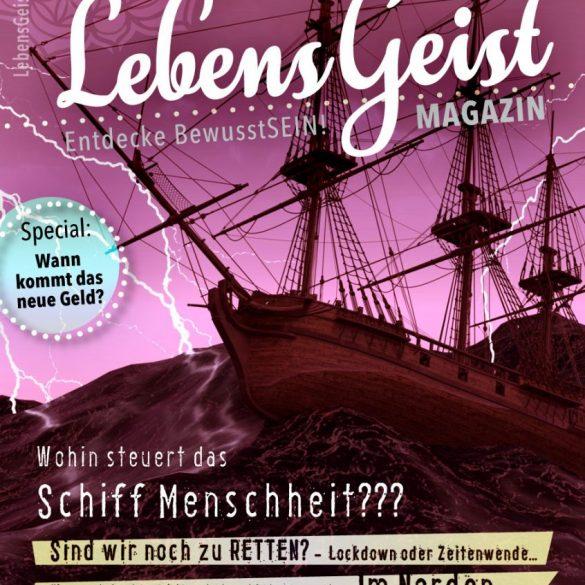 , Lebensgeist-Herbst-Magazin, Pansliste
