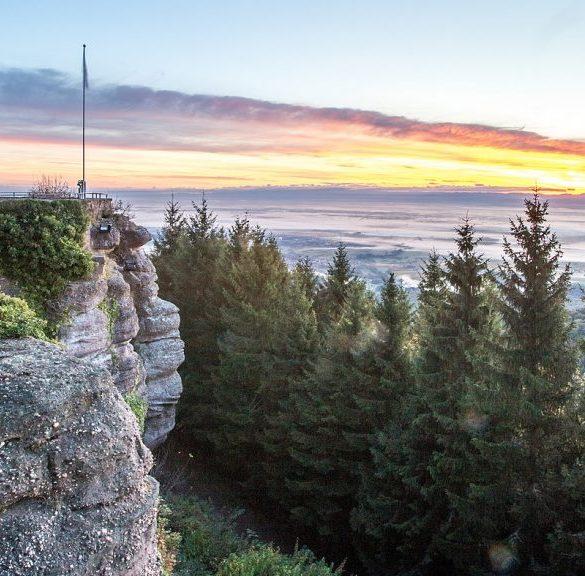 , Der Berg der Göttin, mystischer Odilienberg – Kraftortreise zur weiblichen Quelle, Pansliste